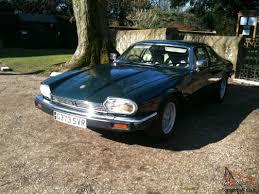 jaguar xjs 3 6 sports coupe manual british racing green with mot