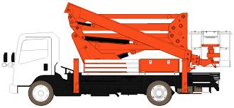 sinoboom gkh22 truck mounted boom lift