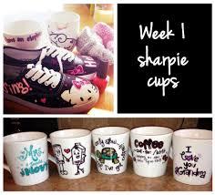 cute mugs week 1 his u0026 hers sharpie mugs u2026 now they u0027re mine pin2press