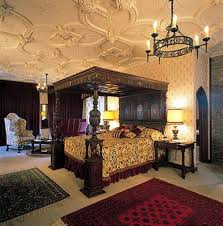 How To Decorate A Canopy Bed 35 Stunning Medieval Furniture Ideas For Your Bedroom