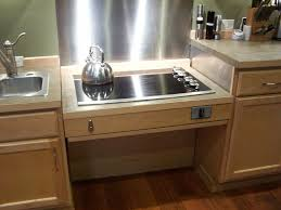 accessible design a new house ability production the joys of an adjustable cooktop