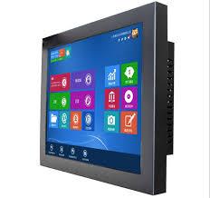 ecran tactile pc bureau 19 pouce robuste pc tactile industriel écran outils de travail avec