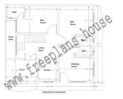 39x34 feet house plan plans pinterest square meter