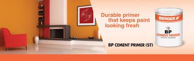 berger paints colour shades bp cement primer st alkali resistant primer berger paints
