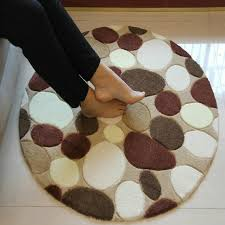 Round Red Rug Aliexpress Com Buy Round Rug Red Rose Carpets For Living Room