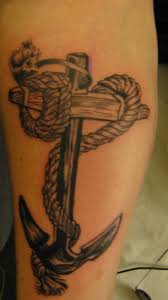 cros tattoo 57 anchor cross tattoos collection