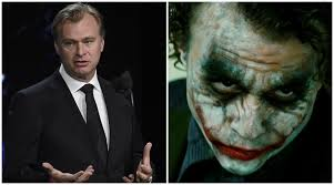 christopher nolan remembers heath ledger s joker on actor s