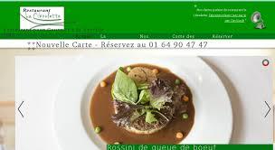 site de cuisine gastronomique cuisine gastronomique française à la norville arpajon restaurant