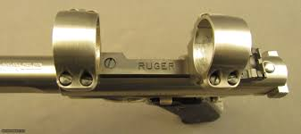 ruger mark ii target competition slabside ss 22lr