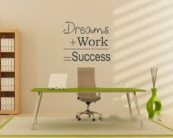 popular wall sticker quotes success buy cheap wall sticker quotes famous quote dreams work success motivational wall sticker dream work success diy decorative inspirational office wall