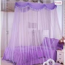 Purple Bed Canopy Mosquito Net For Bed Mosquito Net Bed Canopy Mosquito Bar