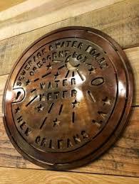 new orleans water meter cover new orleans water meter water