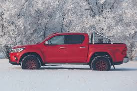 toyota truck hilux arctic trucks