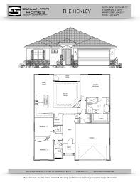 Henley Floor Plans by Gallery Rambler Plans Page 1