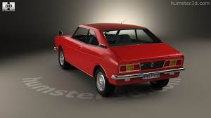 subaru leone hatchback 360 view of subaru leone gsr 1972 3d model hum3d store