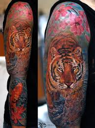 tattoos by cris gherman view the gallery tiger