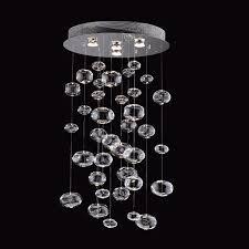 Hanging Heavy Chandelier 5605 4 Light Bubbles Hanging Large Pendant Lighting Universe