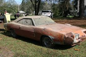 Dodge Challenger Daytona - barn find 1969 dodge daytona charger discovered in alabama