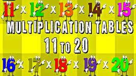multiplication tables for children multiplication tables 11 to 20 multiplication songs for children