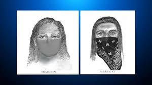 fbi searching for suspects in redding s