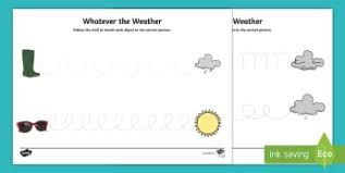 exploring my world stories whatever the weather page 1