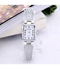 silver bracelet watches images Fashion luxury silver bracelet watch women watches women dress jpg
