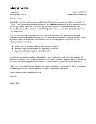 sample internship cover letter cover letter example internship