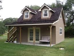 cabin porch sturdi bilt side porch cabins