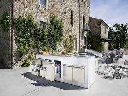 Stainless Steel Doors Outdoor Kitchens - outdoor kitchens pictures designs stainless steel grill and bbq