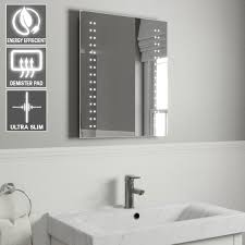 dazzling illuminated bathroom mirrors uk sale 23 off crazy deals