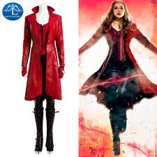 aliexpress com buy manluyunxiao scarlet witch cosplay costume