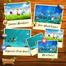 rayman adventures home facebook