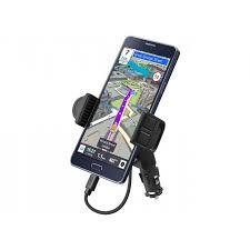porta usb per auto supporto da auto con porta usb per smartphone fino a 5 5 sbs