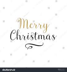 merry christmas modern merry christmas modern calligraphy stock vector 759478291