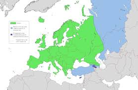 Europe And Russia Map by Talk Georgia Vexiwiki Fandom Powered By Wikia