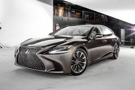 lexus sports car 2 door 2018 lexus ls first look review motor trend
