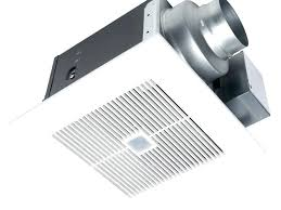 how to replace a bathroom fan without attic access how to install