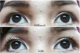 Eyeliner Dan Maskara Wardah wardah eyexpert mascara eyeliner remover review meylisa agustina