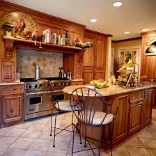 Rustic Hickory Kitchen Cabinets Rustic Hickory Kitchen Cabinets Considering The Kinds Of Hickory