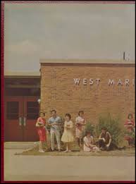 marion high school yearbooks explore 1964 west marion high school yearbook foxworth ms