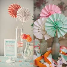 paper fans for weddings jaw dropping paper fan wedding decoration ideas within budget