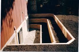 backyard basement window wells lowes home best galvanized depot