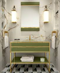 design your bathroom decorate your bathroom with greenery pantone of the year 2017