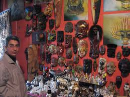 wall masks wall of masks bogotabiketours s