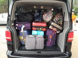 volkswagen caravelle trunk my taiwan journey