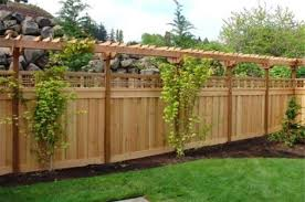 Ideas For Fencing In A Garden Privacy Fencing Ideas Best Fence Fences Design Www