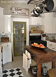 38 dreamiest farmhouse kitchen decor and design ideas to fuel your