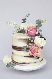 5 semi pink wedding cakes we love pink icing fresh