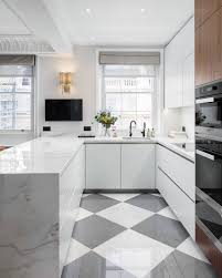 kitchen cabinet marble top 75 beautiful white marble floor kitchen pictures ideas