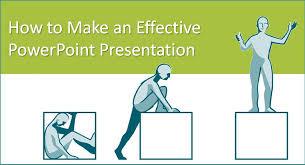 how can i make presentation how to make effective presentations